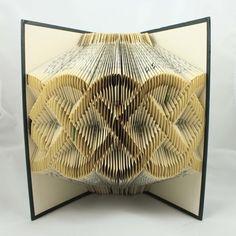 Folded Book Art Celtic Knot