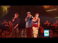 "The boys singing OneRepublic's ""Secrets"" ♥ Keaton Stromberg, Wesley Stromberg, Drew Chadwick, Music Express, One Republic, The Secret, Singing, Songs, Couple Photos"