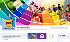 Id4you.com agencia de diseño, desarrollo y comunicación digital nos convocó para crear y gestionar la comunidad en Facebook www.facebook.com...  #Pintura #Decoración