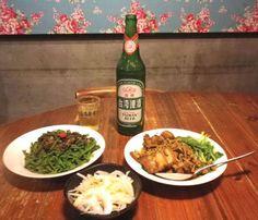 永康街 台湾人もすすめる絶品台湾料理「豊盛食堂」
