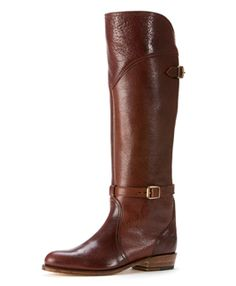 Every woman needs a pair of fantastic boots! I'm a sucker for riding boots.
