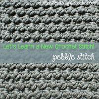 Pretty Pebble Stitch