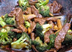 Chris from Kansas says....The Best Easy Beef and Broccoli Stir-fry.