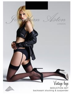 Jonathan Aston Seduction Set Black #JonathanAston