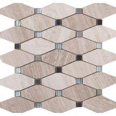 Mosaic Wall Tiles, Mosaic Glass, Marble Mosaic, Honed Marble, Metal Mesh, Stone Tiles, Flooring, Kitchen Backsplash, Kitchen Cabinets