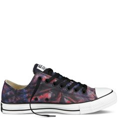 7ee4acb1c9c864 Chuck Taylor Tie-Dye red Converse All Star