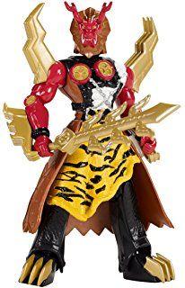"Power Rangers Dino Super Charge - 5"" Villain Fury Action Figure"