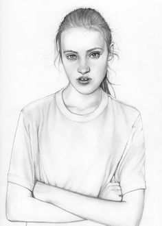 THE GIRL STAYS IN THE PICTURE by Jenny Mörtsell, via Behance