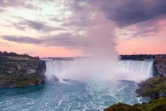 Sunset at Niagara | Flickr