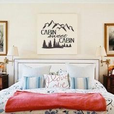 Cabin Sweet Cabin-