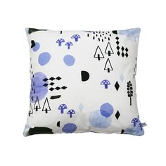 Image of FOREST Canvas Cushion