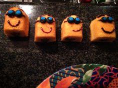 Minion cupcakes :p