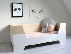 DIPDYE BED BOBBY 200 X 90 CM