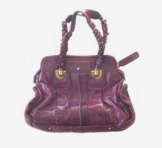 Chloé Dark Magenta Handbag