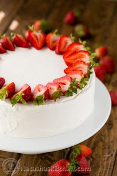 Layered Tres Leches Cake Recipe