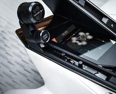 Peugeot Fractal - Design by Sound