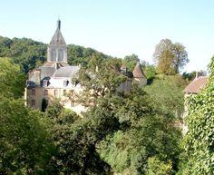 Gargilesse Dampierre (Photo Daniel Farinelle) : refuge et source d'inspiration de George Sand, le village romantique aux maisons harmonieuse...
