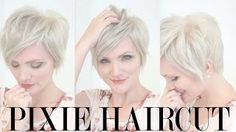 Download video: How to Style a Pixie Haircut