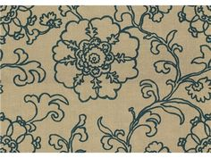 Lee Jofa MYRA EMBROIDERY PEACOCK 2012109.53 - Lee Jofa New - New York, NY, 2012109.53,Lee Jofa,Embroidery,0044,Beige,Beige,S,Up The Bolt,India,Floral Large,Upholstery,Yes,Lee Jofa,No,MYRA EMBROIDERY PEACOCK