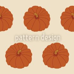Decorative Gourd Orange Repeating Pattern by Laura F Nicholson at patterndesigns.com Vector Pattern, Pattern Design, Decorative Gourds, Halloween Vector, Funny Design, Repeating Patterns, Warm Colors, Surface Design, Throw Pillows