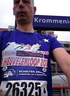 #treinselfie ivm dopperactie #Hup -team #supportervanbewegen