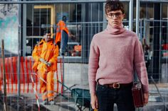 Life Lessons According to Spring 16 Men's Fashion Week Street Style - Man Repeller