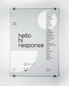 Hi-Response / Emil Olsson | AA13 – blog – Inspiration – Design – Architecture – Photographie – Art