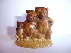 1 of 2: WADE Red Rose Tea Nursery Rhyme Whimsy Whimsie Three Bears No. 217-16
