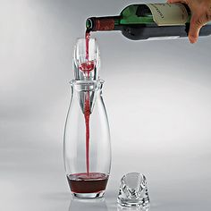Vinturi Reserve Red Wine Aerator and Carafe Gift Set at Wine Enthusiast - $59.95