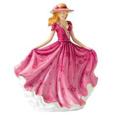 Royal Doulton Pretty Ladies, Elizabeth 2014 Figure of The Year HN 5671
