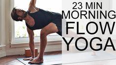 23 Minute Morning Yoga Flow With Tim Senesi