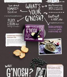 Fourchette en carton: Gnosh