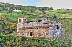 Las Regueras, Principado de Asturias - San Pedro de Nora, Arte Prerrománico Asturiano
