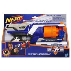Nerf N Strike Elite Strongarm Blaster | Toys R Us Australia