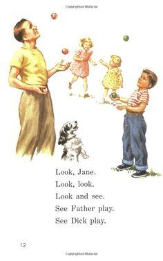 Dick and jane workbooks