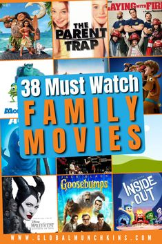 Movie nights are big in our household year round, but when it cools off enough outside to light the fireplace and grab out all the blankets, we love them just a little bit more. Travel Expert, Travel Guides, Travel Tips, Pixar Movies, Disney Movies, Disney Diy, Disney Trips, Movie Black, Movie Nights