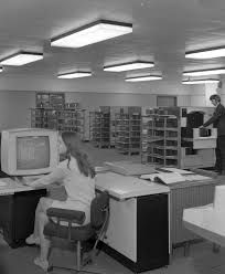 Image result for 80s office