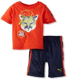 PUMA - Kids Baby-boys Infant My Turf Short Set, Red, 12 PUMA http://www.amazon.com/dp/B009T3VY4K/ref=cm_sw_r_pi_dp_WuZiub124PZ1N