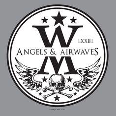 Angels and Airwaves - Wings & Skull