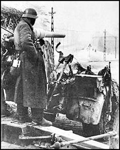 Hungarian artillery - Budapest 1944, pin by Paolo Marzioli