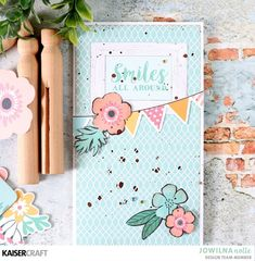 Quick and Easy Paisley Days Cards Striped Background, Paper Background, Flower Cut Out, Folded Cards, All You Need Is, Pattern Paper, Color Blocking, Embellishments, Paisley
