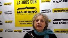 Lucy Rojas con Majorino confirma su voto por Majorino e invita a todos los latinos a votar por Majorino este sábado 6 y domingo 7 de febrero 2016.  Lucy Rojas con Majorino confirma su voto por Majorino e invita a todos los latinos a votar por Majorino este sábado 6 y domingo 7 de febrero 2016.  Es una dirigente comunitaria con 31 de residencia en Itala donde llego como exiliada del chile. Tambien una importante divulgadora de la cultura latinoamericana en el mundo, gracias a su continuo…