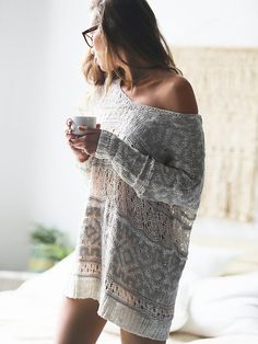 Free People Back And Forth Tunic at Free People Clothing Boutique