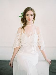 Crystabel, Bridal Cape, Bridal Capelet, Bridal Cover Up, Bridal Separates, Cape, Lace Capelet, Bridal Lace Capelet, Lace Cape, Wedding Cape by MarisolAparicio on Etsy https://www.etsy.com/au/listing/287952711/crystabel-bridal-cape-bridal-capelet