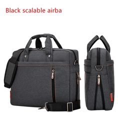Laptop Bag 17 15 14 13 Inch Shockproof Airbag Waterproof Computer Men And Women Luxury Thick Notebook 2017 New