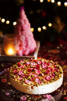 Bianca Lontras – Turkish Delight Cheesecake