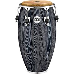 Meinl Woodcraft Series Conga in. Vintage Black, Wood Crafts, Drums, The Selection, Shells, Traditional, Handle, Salsa Dancing, Afro