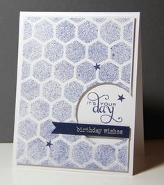 Amusing Michelle: Clean and Simple Card Making 2 - Day 1