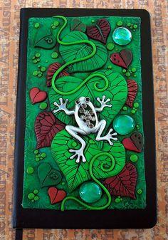 Frog Journal by MandarinMoon, via Flickr