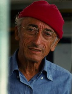 The Captain Jacques-Yves Cousteau Baba Vanga, Deep Photos, Jacques Yves Cousteau, Celebrity Stars, Life Aquatic, Extraordinary People, Underwater Photography, Famous Faces, Scuba Diving